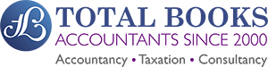 Bookkeepers & Accountants in Cardiff & Bristol – Total Books Logo