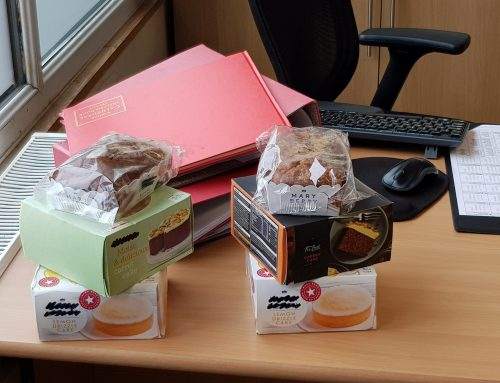 Thank you Cakes from a Happy Client