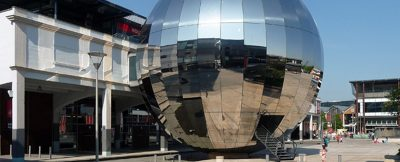 Planetarium located in Bristol